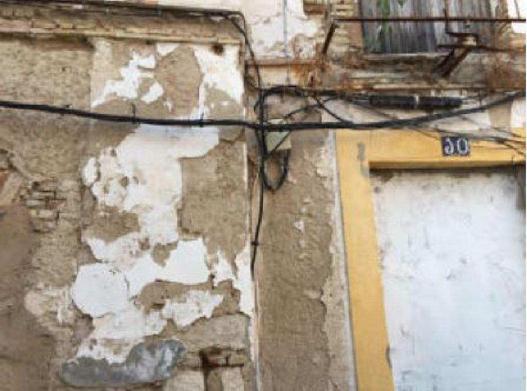 Casa en venta en Jerez de la Frontera, Cádiz, Calle Juana de Dios Lacoste, 68.500 €, 577 m2