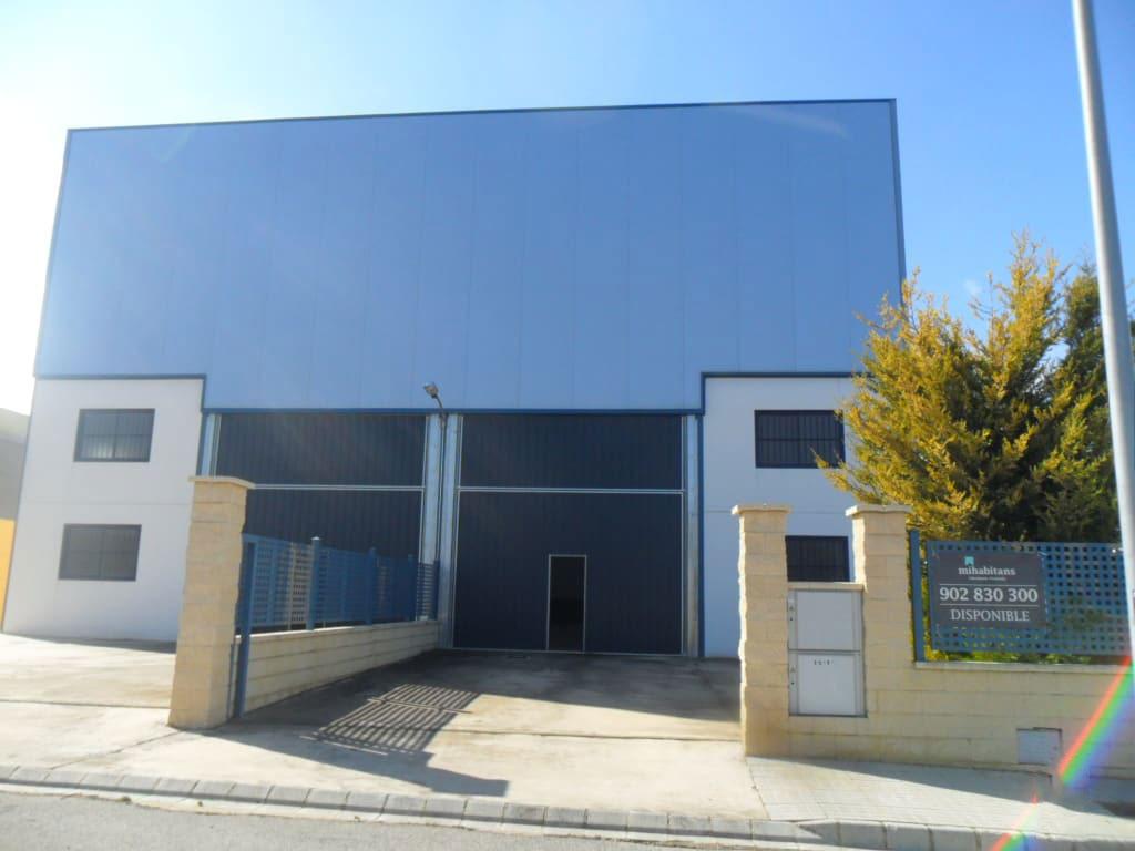 Industrial en venta en Industrial en Chinchilla de Monte-aragón, Albacete, 105.906 €, 402 m2