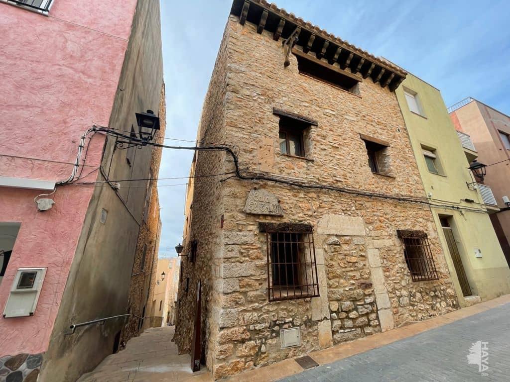 Casa en venta en Canet Lo Roig, Canet Lo Roig, Castellón, Calle Soldavila, 126.378 €, 6 habitaciones, 1 baño, 337 m2