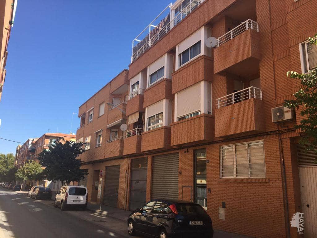 Piso en venta en San Pablo, Albacete, Albacete, Calle Agustina de Aragon, 111.600 €, 2 habitaciones, 2 baños, 69 m2