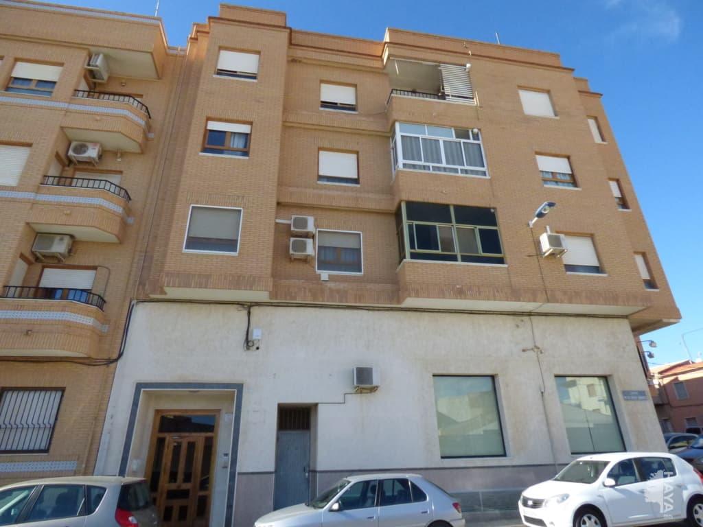 Piso en venta en Novelda, Alicante, Calle Medico Rafael Navarro, 56.000 €, 3 habitaciones, 2 baños, 118 m2