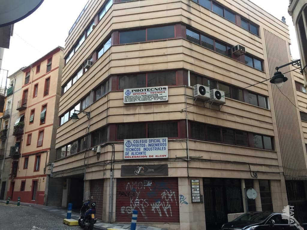 Oficina en venta en Centre, Alcoy/alcoi, Alicante, Calle Goya, 141.300 €, 201 m2