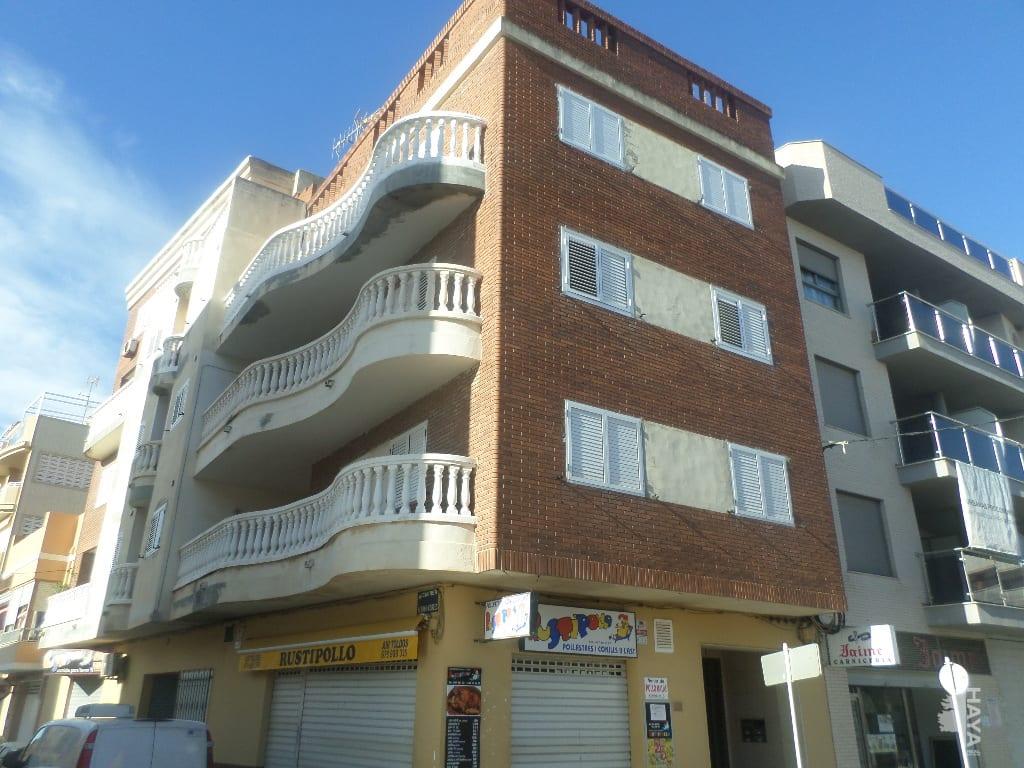 Piso en venta en El Grao, Moncofa, Castellón, Avenida del Puerto, 77.680 €, 3 habitaciones, 1 baño, 96 m2