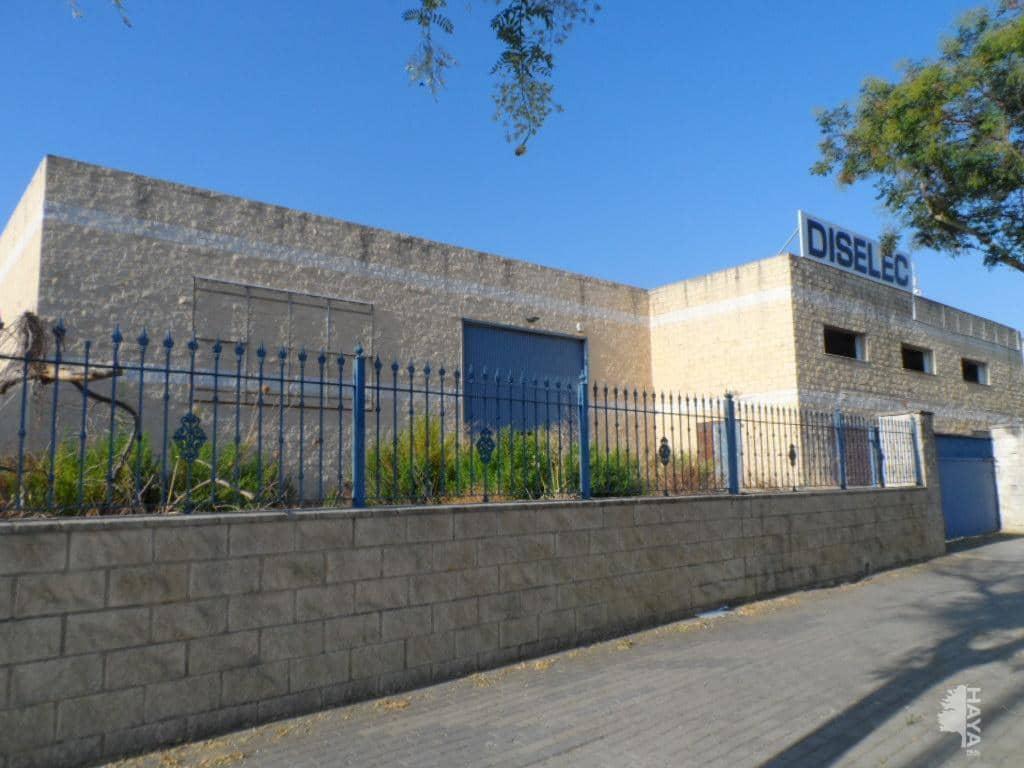 Industrial en venta en Guadalcacín, Jerez de la Frontera, Cádiz, Calle Einstein, 297.000 €, 1007 m2