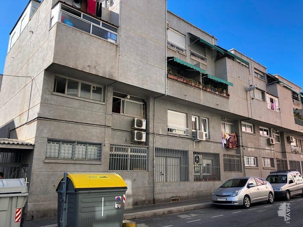 Piso en venta en Sant Crispí, Elche/elx, Alicante, Calle Jose Gomez Mompean, 53.900 €, 4 habitaciones, 2 baños, 107 m2