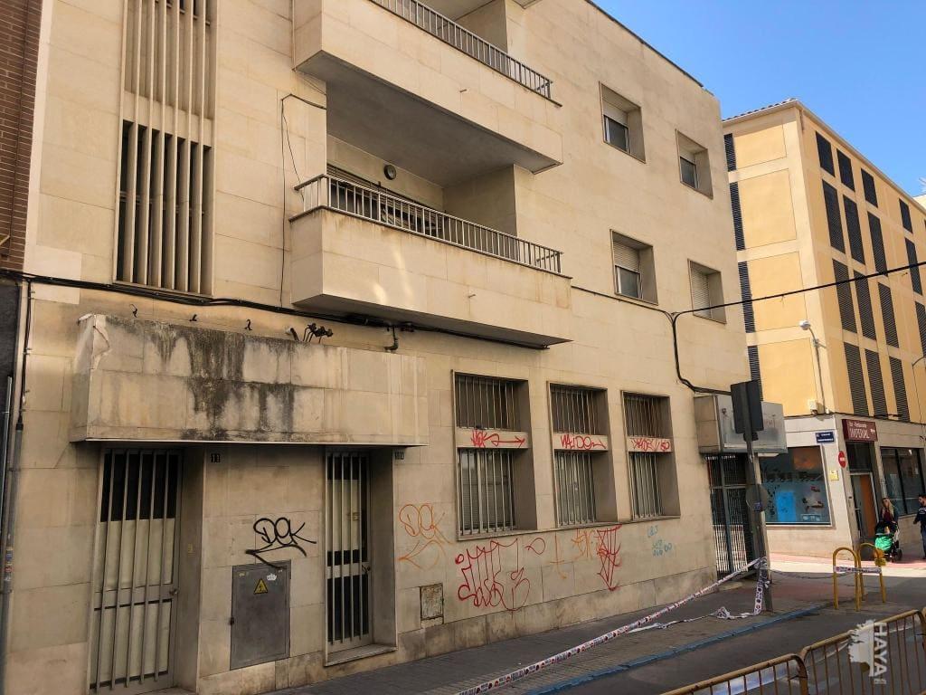 Piso en venta en Villena, Alicante, Calle Trinidad, 56.600 €, 4 habitaciones, 2 baños, 132 m2