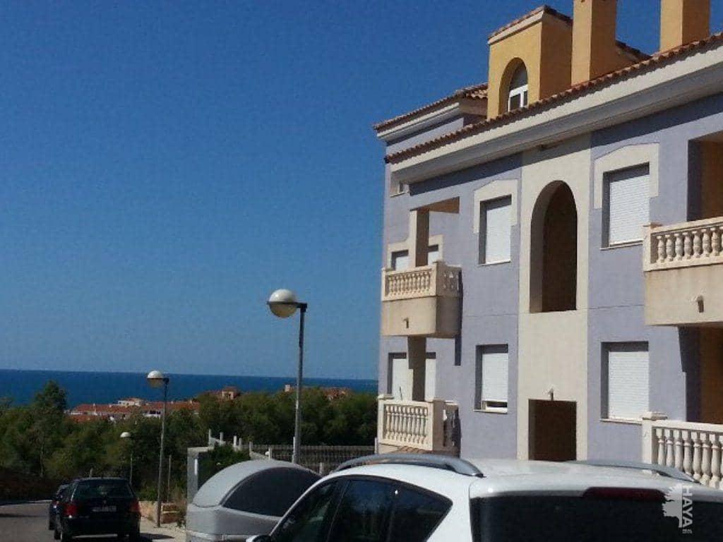Piso en venta en Las Fuentes, Alcalà de Xivert, Castellón, Urbanización Marcolina, 64.800 €, 2 habitaciones, 1 baño, 53 m2