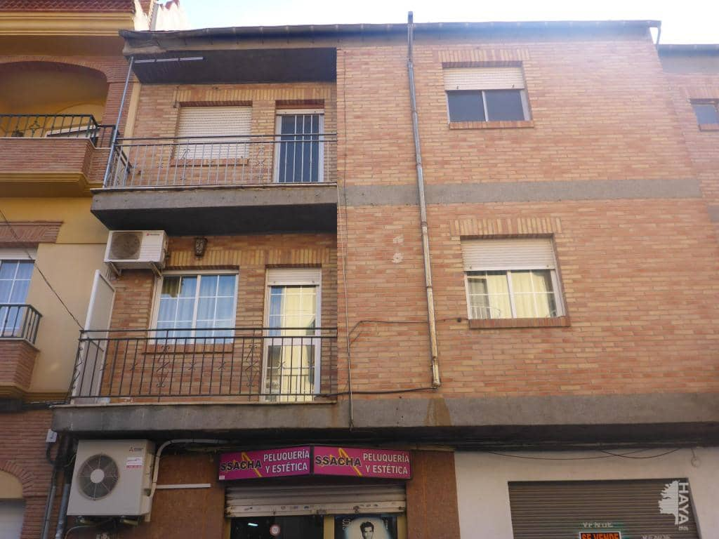 Piso en venta en Armilla, Granada, Calle San Anton, 95.700 €, 3 habitaciones, 3 baños, 109 m2