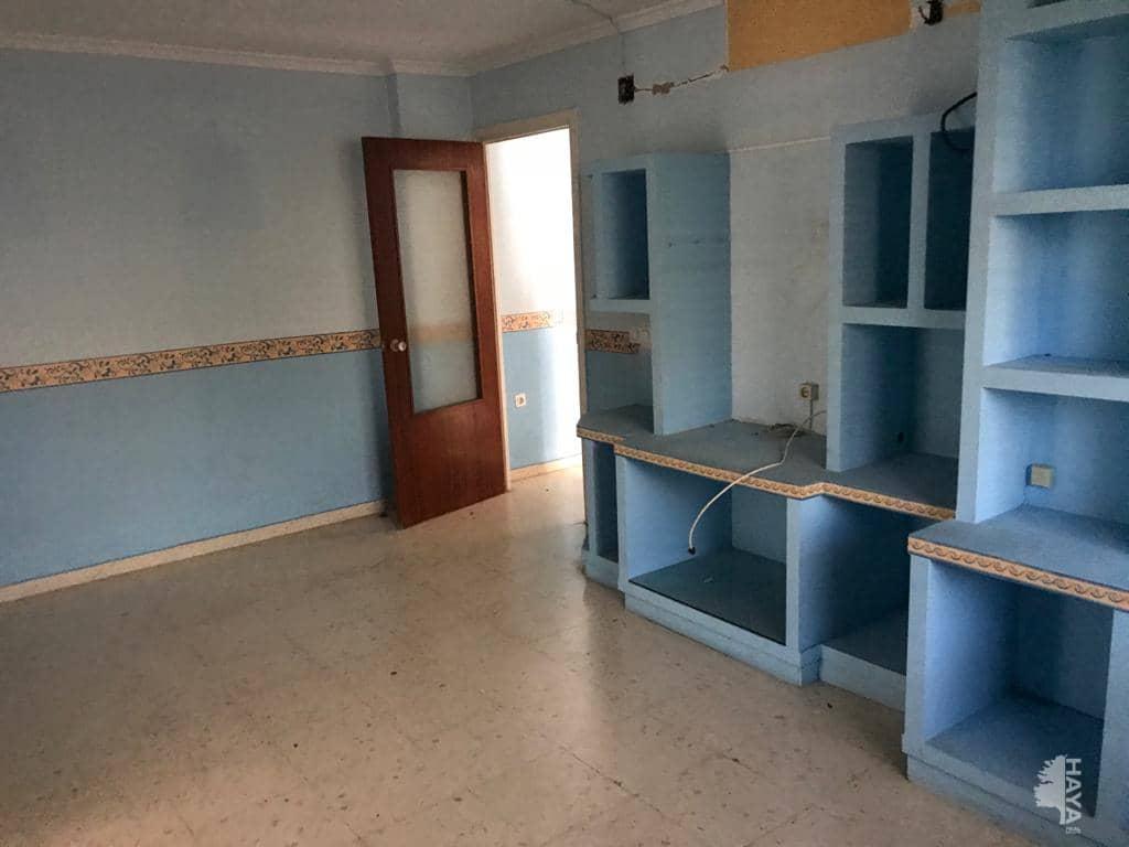 Piso en venta en Piso en Cádiz, Cádiz, 55.000 €, 2 habitaciones, 1 baño, 86 m2