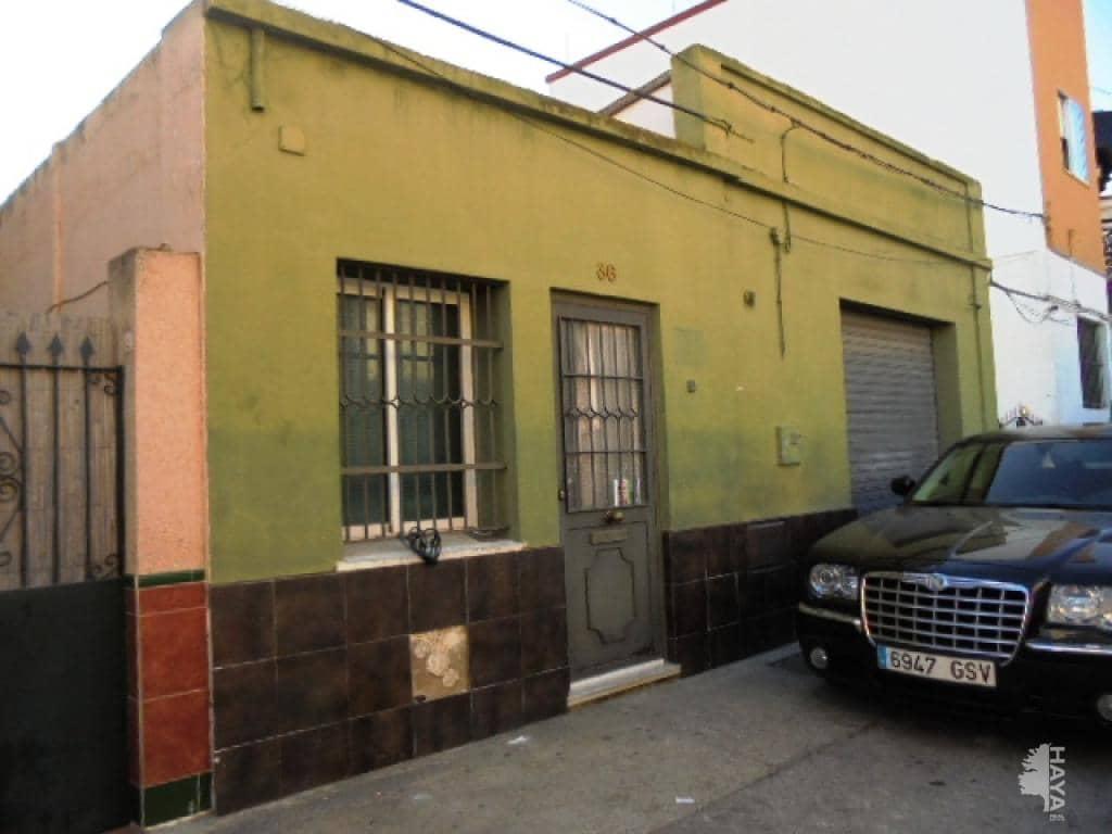 Casa en venta en Jerez de la Frontera, Cádiz, Calle Batalla de Aina, 49.500 €, 2 habitaciones, 1 baño, 40 m2
