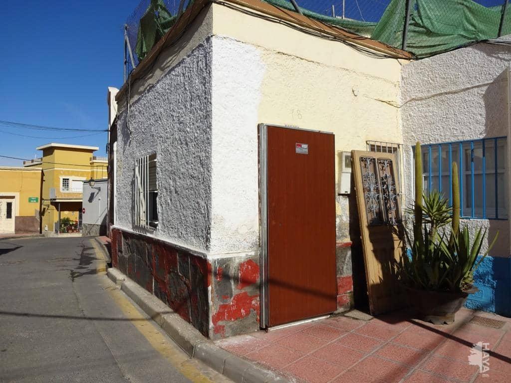 Casa en venta en Huércal de Almería, Almería, Calle Visiedo, 59.300 €, 2 habitaciones, 1 baño, 77 m2