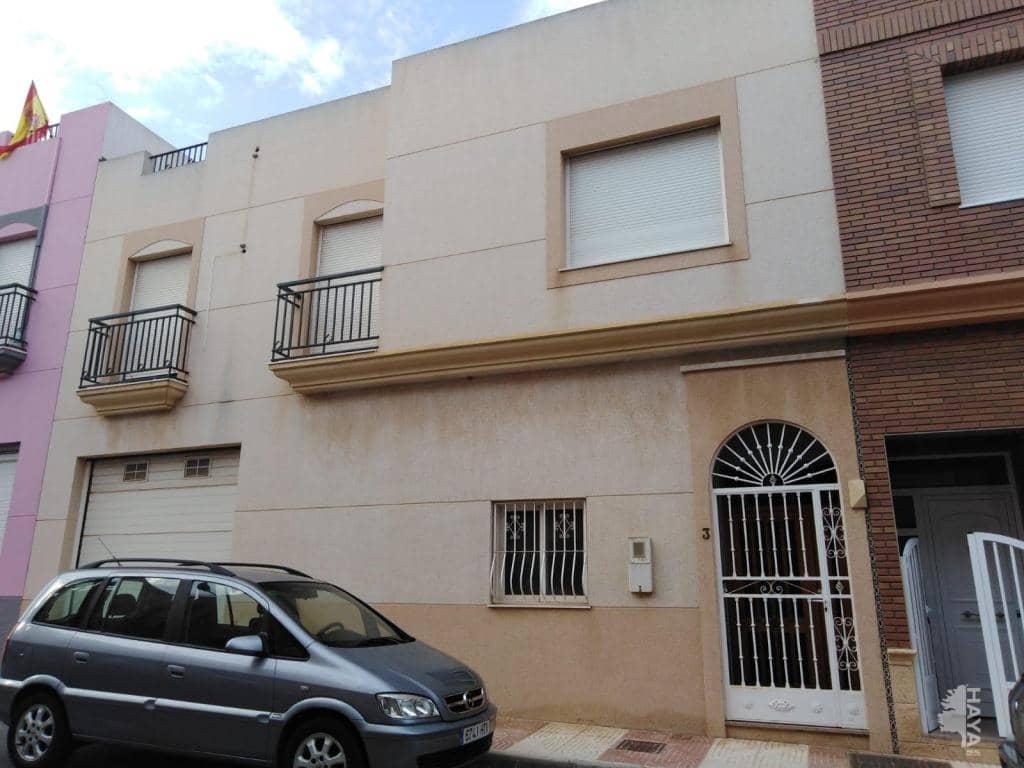 Casa en venta en Los Depósitos, Roquetas de Mar, Almería, Calle Pardo Bazan, 140.000 €, 4 habitaciones, 2 baños, 212 m2