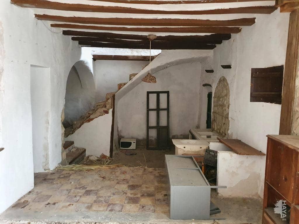 Casa en venta en Centro Histórico, Alicante/alacant, Alicante, Calle Partida Monnegre-poligono A, 50.100 €, 4 habitaciones, 1 baño, 250 m2