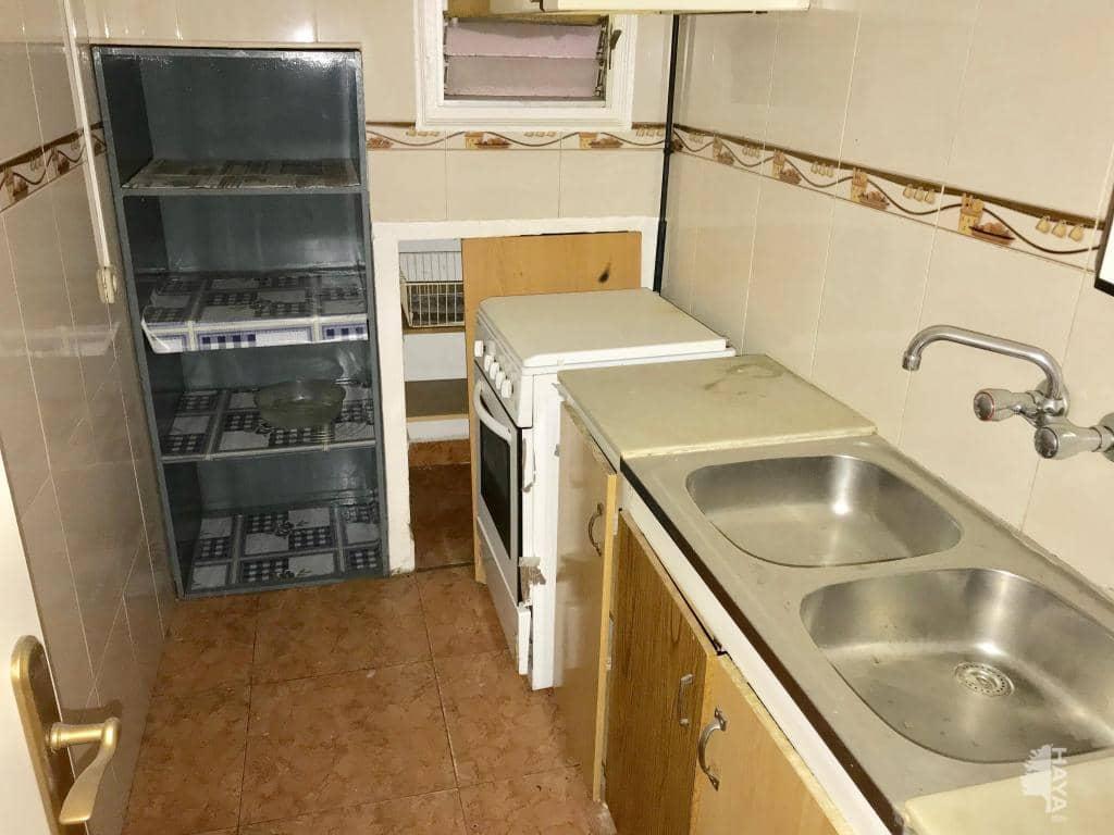 Piso en venta en Badalona, Barcelona, Calle Ura, 87.100 €, 3 habitaciones, 1 baño, 60 m2