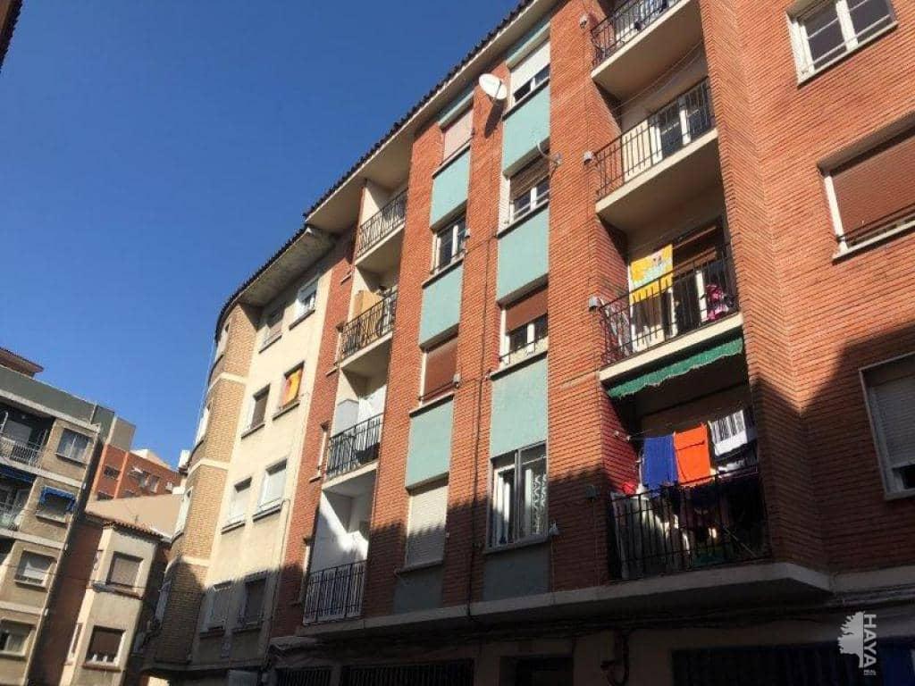 Piso en venta en Delicias, Zaragoza, Zaragoza, Calle Jose Echegaray, 69.900 €, 3 habitaciones, 1 baño, 63 m2
