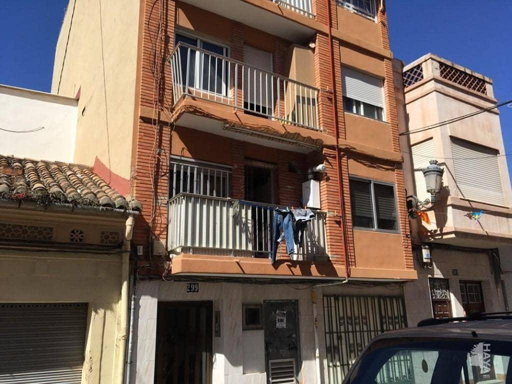 Piso en venta en Valencia, Valencia, Calle Barraca, 67.000 €, 3 habitaciones, 1 baño, 50 m2