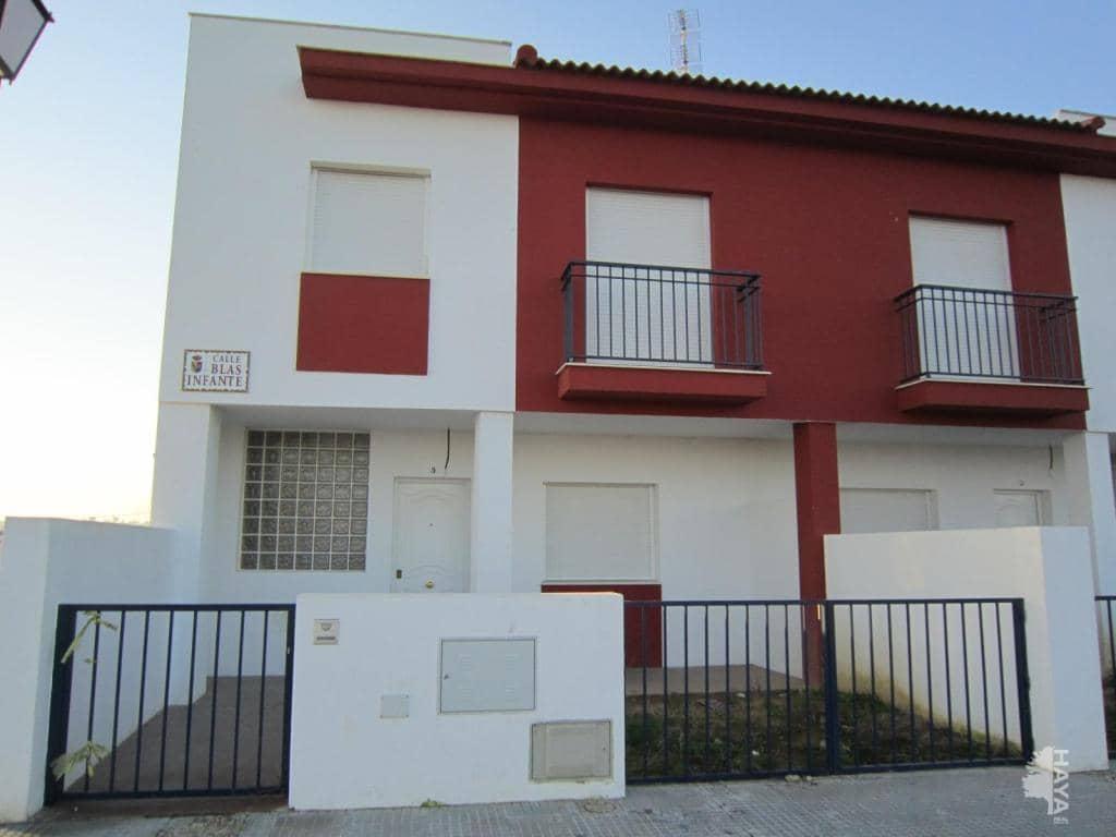 Casa en venta en San Bartolomé de la Torre, Huelva, Calle Cerca, 74.000 €, 3 habitaciones, 2 baños, 111 m2
