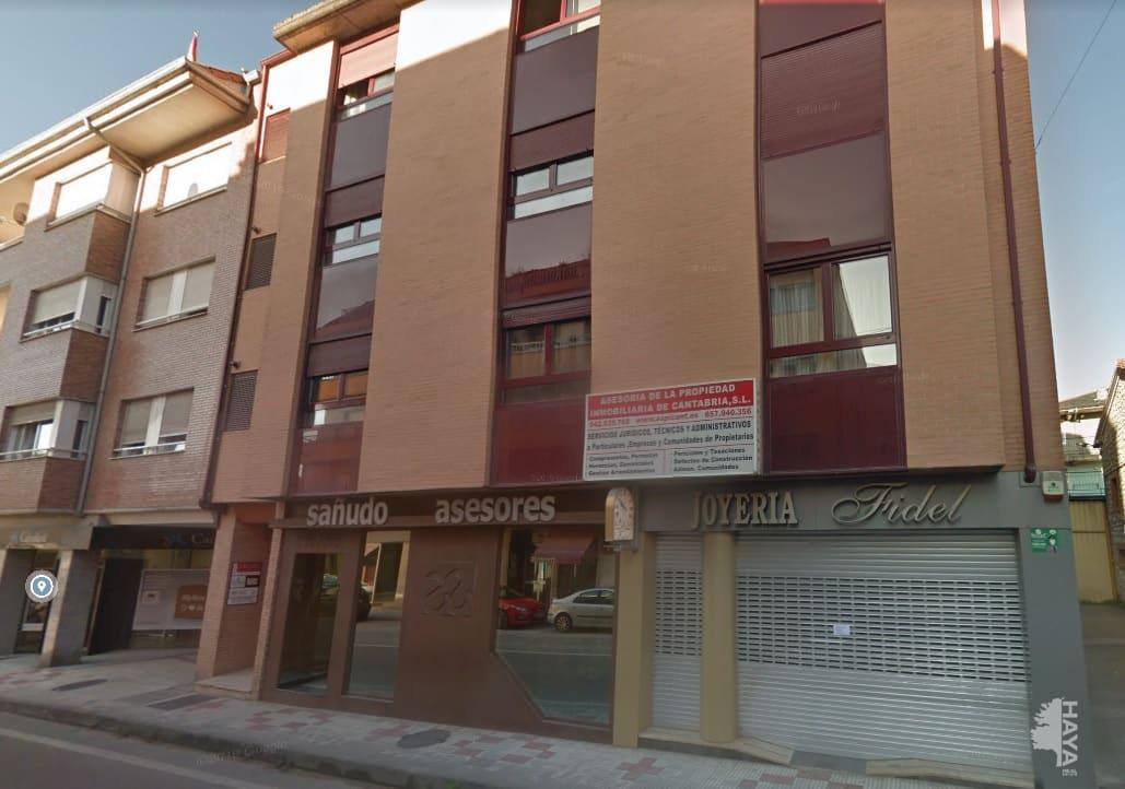 Piso en venta en Santa María de Cayón, Cantabria, Avenida Justina Berdia, 97.715 €, 2 habitaciones, 1 baño, 91 m2