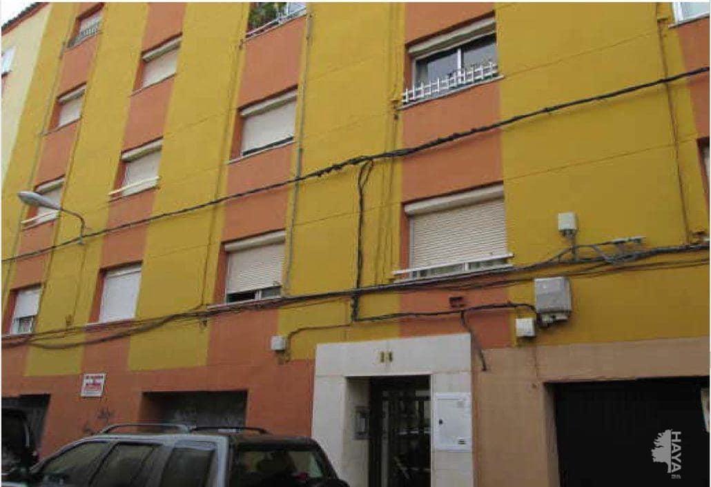 Piso en venta en Puertollano, Ciudad Real, Calle Garcilaso de la Vega, 49.600 €, 3 habitaciones, 1 baño, 96 m2