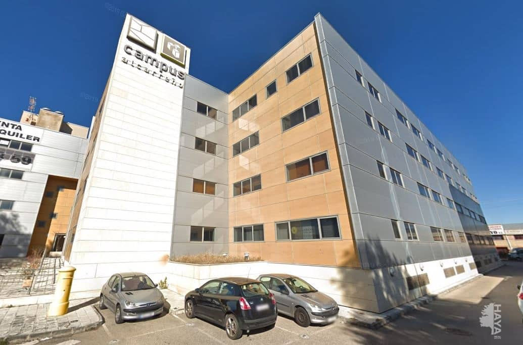 Oficina en venta en Guadalajara, Guadalajara, Calle Francisco Aritio, 83.548 €, 91 m2