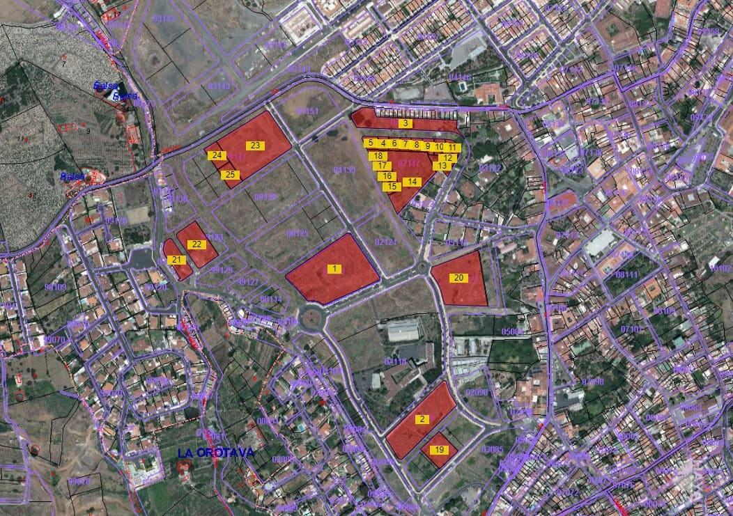 Suelo en venta en La Orotava, Santa Cruz de Tenerife, Calle Doctor Sixto Perera Gonzalez, 8.518.000 €, 61751 m2