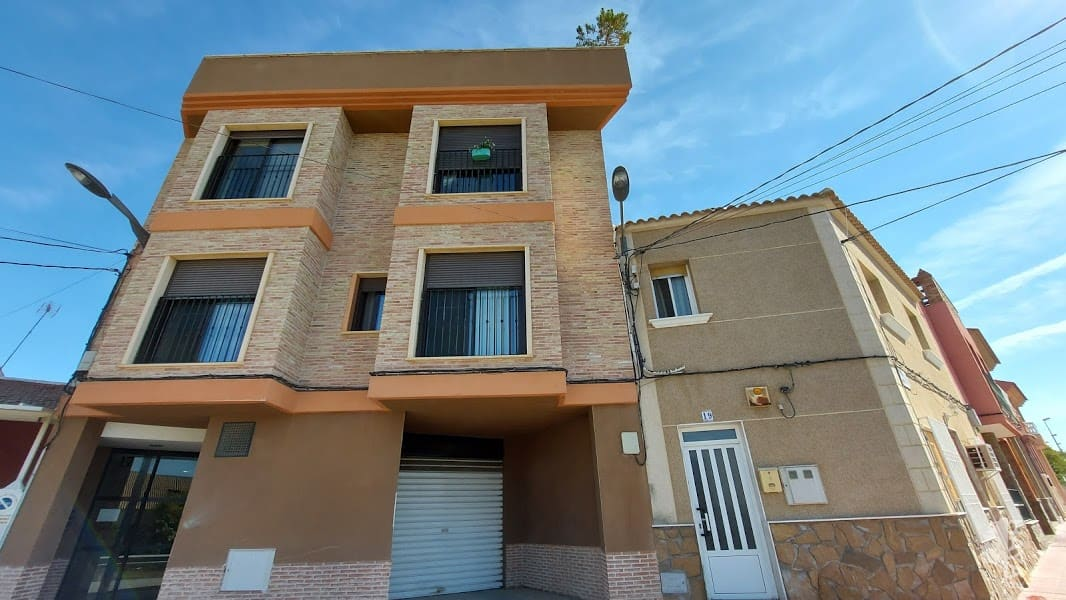 Piso en venta en Molina de Segura, Murcia, Calle la Viña, 54.200 €, 1 habitación, 1 baño, 84 m2