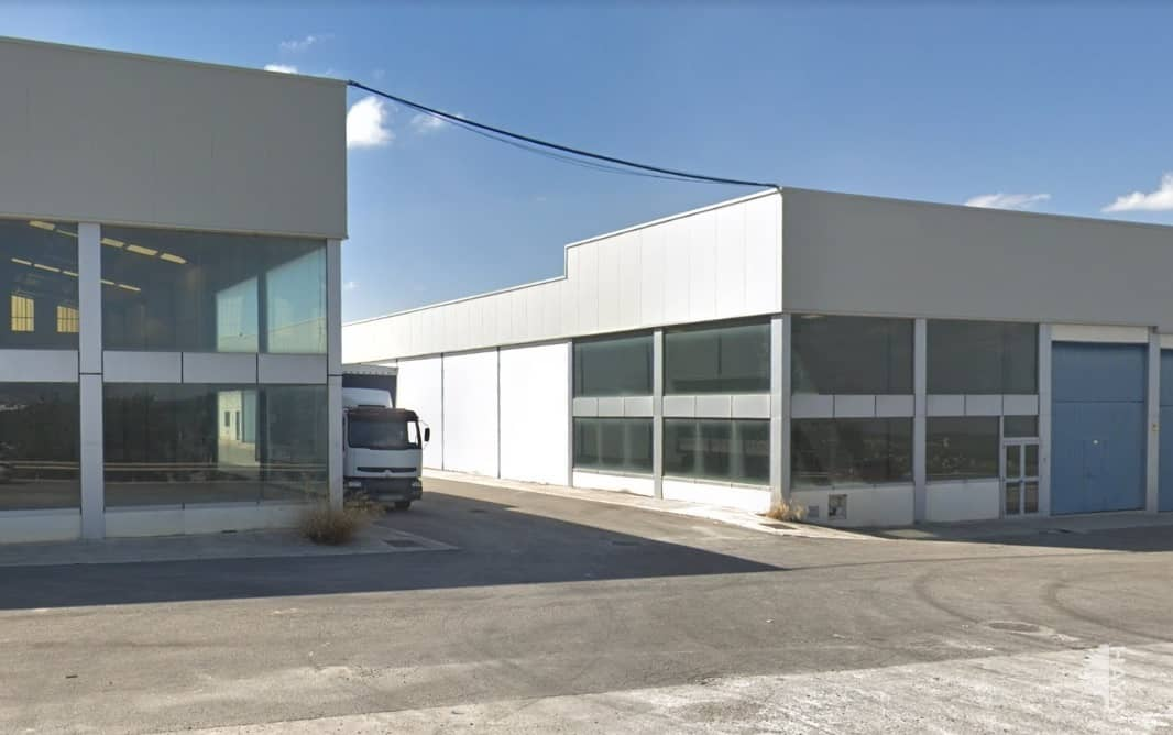 Industrial en venta en Mancha Real, Jaén, Calle Diseminado de Mancha Real, 90.000 €, 500 m2