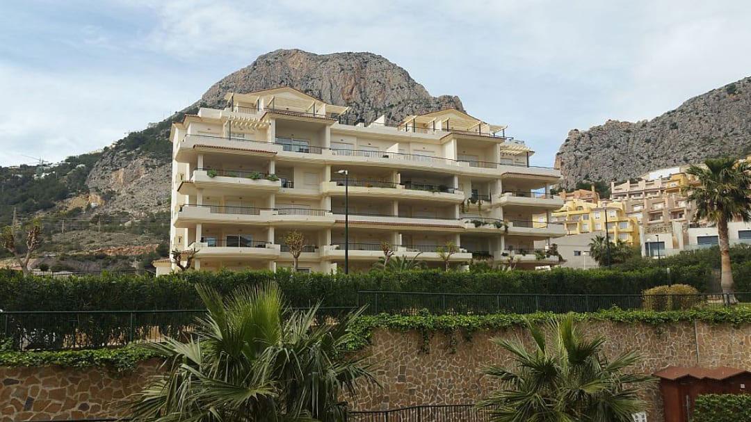Piso en venta en Altea, Alicante, Calle Pagell, 194.800 €, 2 habitaciones, 2 baños, 174 m2