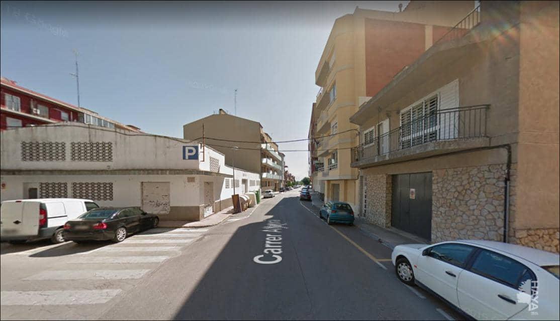 Piso en venta en Piso en Figueres, Girona, 186.500 €, 3 habitaciones, 1 baño, 119 m2