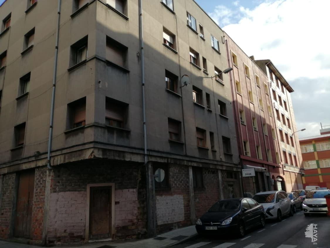 Piso en venta en Distrito Oeste, Gijón, Asturias, Calle Cuba, 80.000 €, 2 habitaciones, 1 baño, 87 m2