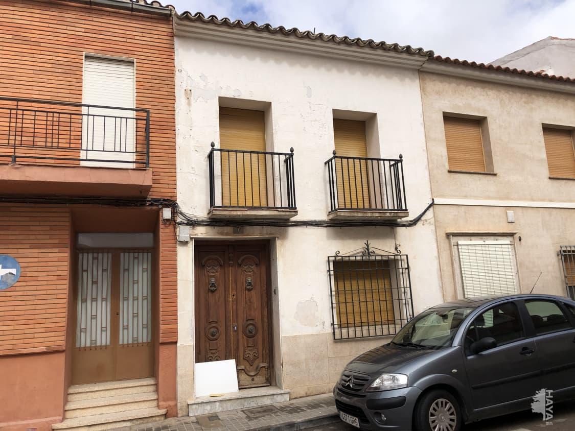 Casa en venta en Alcázar de San Juan, Ciudad Real, Calle Madrid, 53.000 €, 3 habitaciones, 1 baño, 131 m2