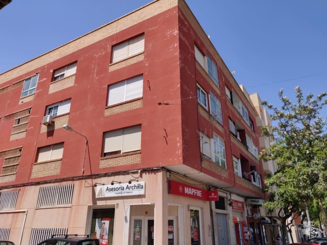 Piso en venta en Roquetas de Mar, Almería, Avenida Carlos Iii (as), 83.600 €, 3 habitaciones, 1 baño, 102 m2