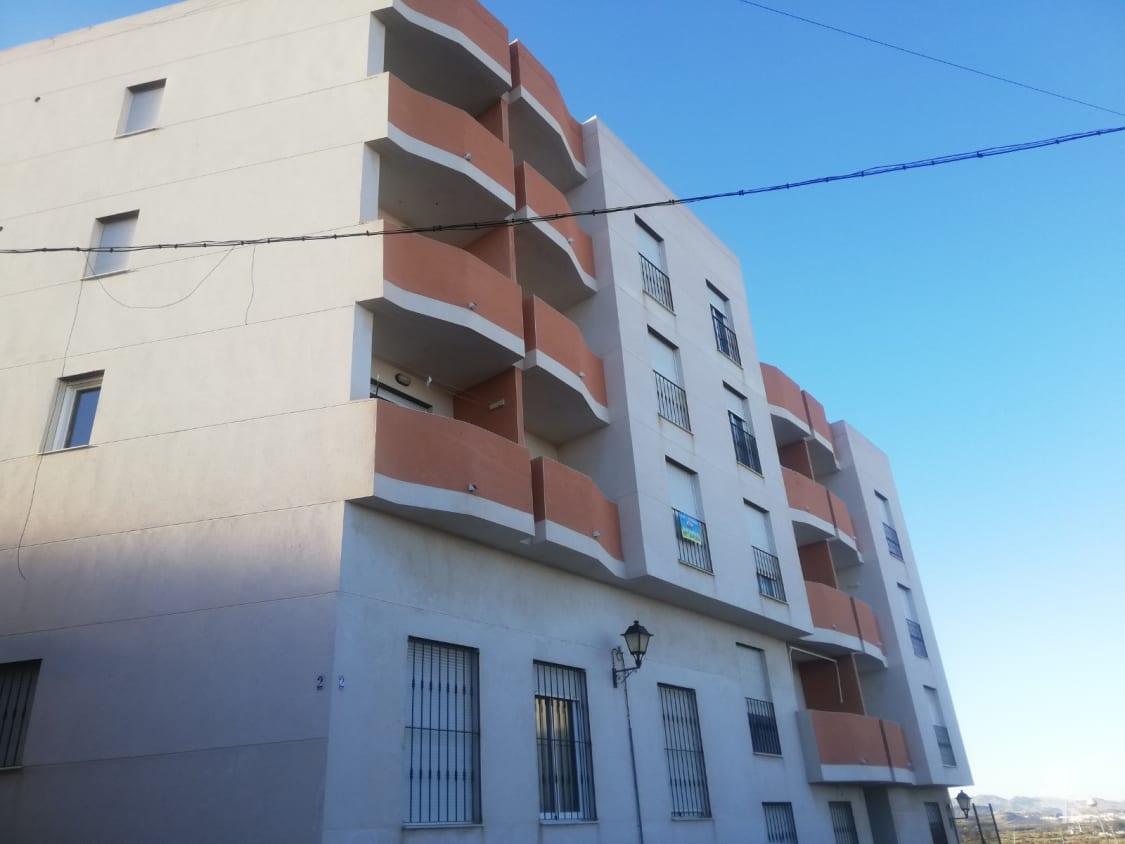 Piso en venta en Esquibien, Garrucha, Almería, Calle Alfonso Xiii, 53.900 €, 2 habitaciones, 1 baño, 69 m2