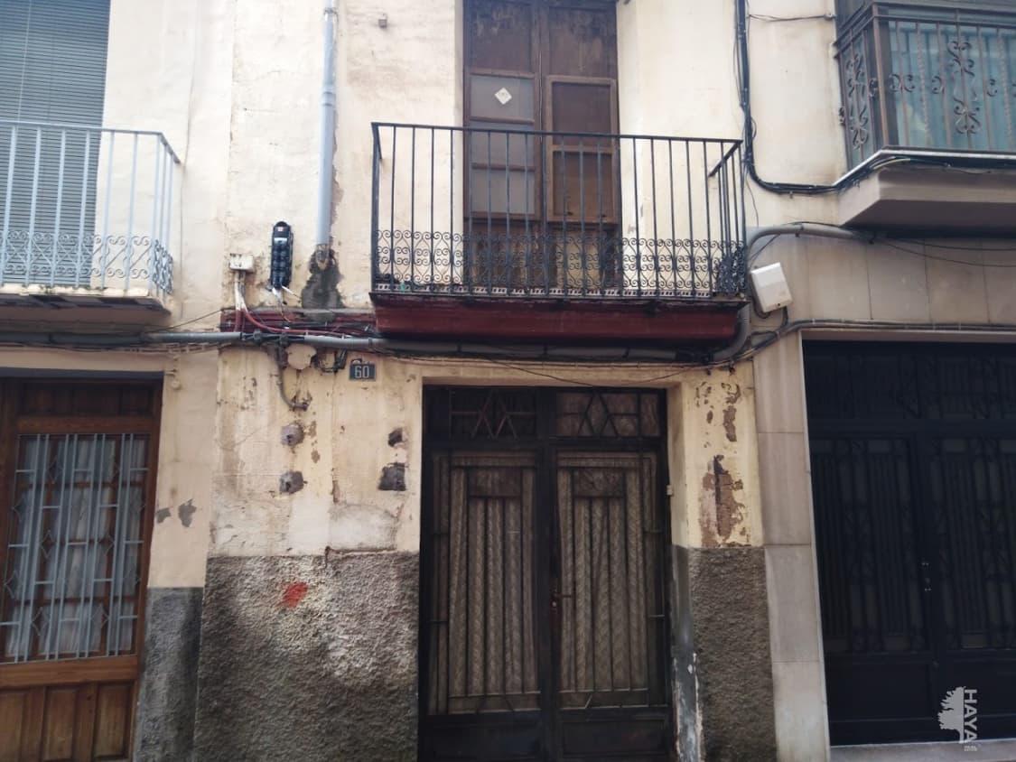 Casa en venta en Casa en Castellón de la Plana/castelló de la Plana, Castellón, 85.400 €, 3 habitaciones, 1 baño, 180 m2