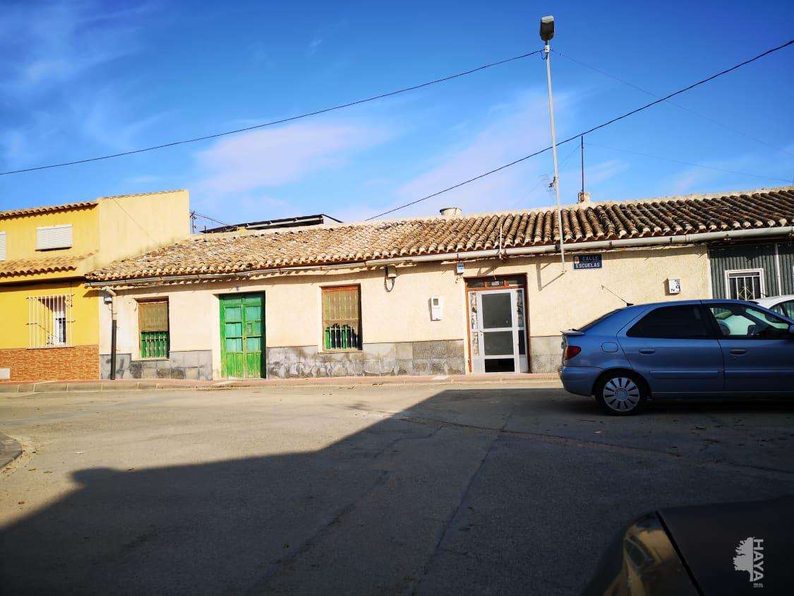 Casa en venta en Murcia, Murcia, Calle Escuelas, 52.200 €, 4 habitaciones, 1 baño, 347 m2
