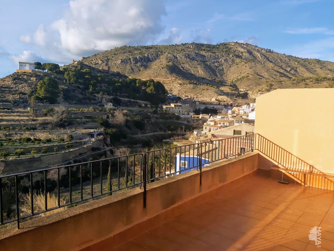 Piso en venta en Piso en Relleu, Alicante, 60.000 €, 2 habitaciones, 2 baños, 75 m2