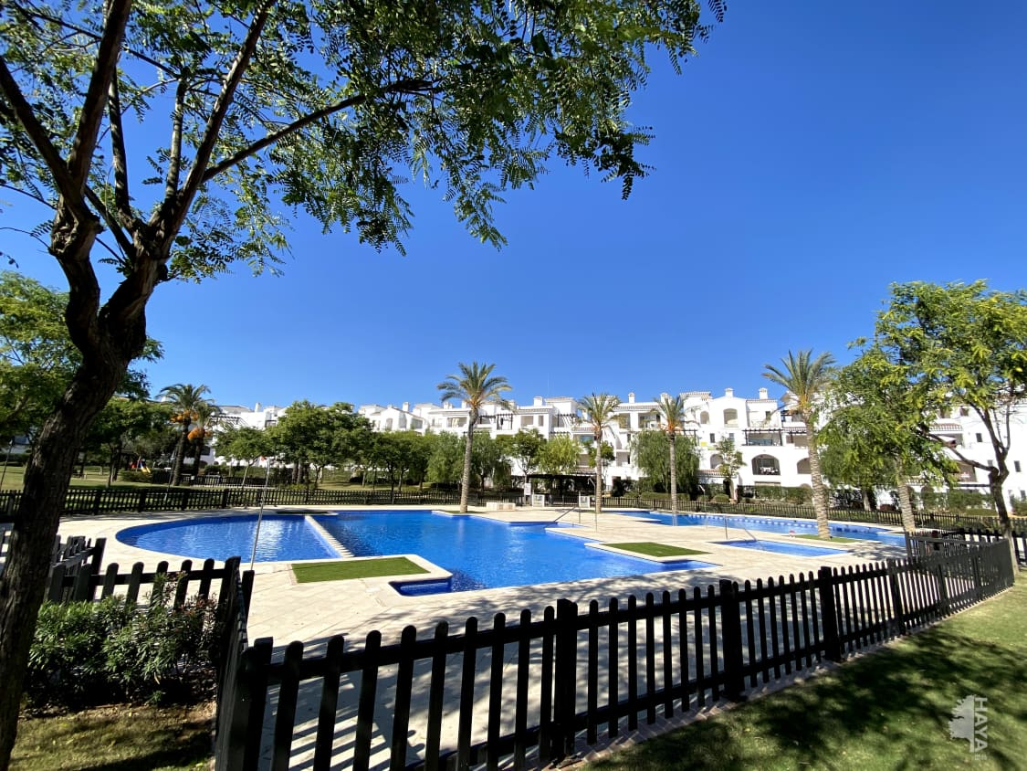 Piso en venta en Piso en Torre-pacheco, Murcia, 77.200 €, 2 habitaciones, 1 baño, 78 m2
