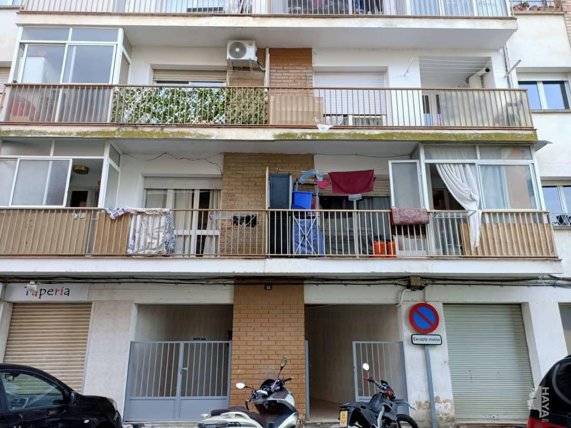 Piso en venta en Piso en Santa Margarida de Montbui, Barcelona, 62.400 €, 4 habitaciones, 1 baño, 74 m2