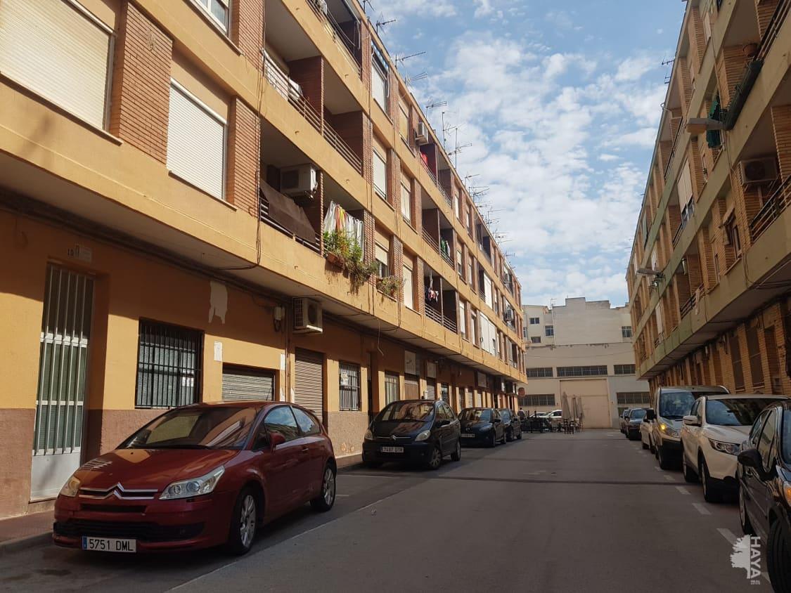 Piso en venta en La Estación, Sax, Alicante, Calle Valencia, 48.500 €, 3 habitaciones, 1 baño, 101 m2