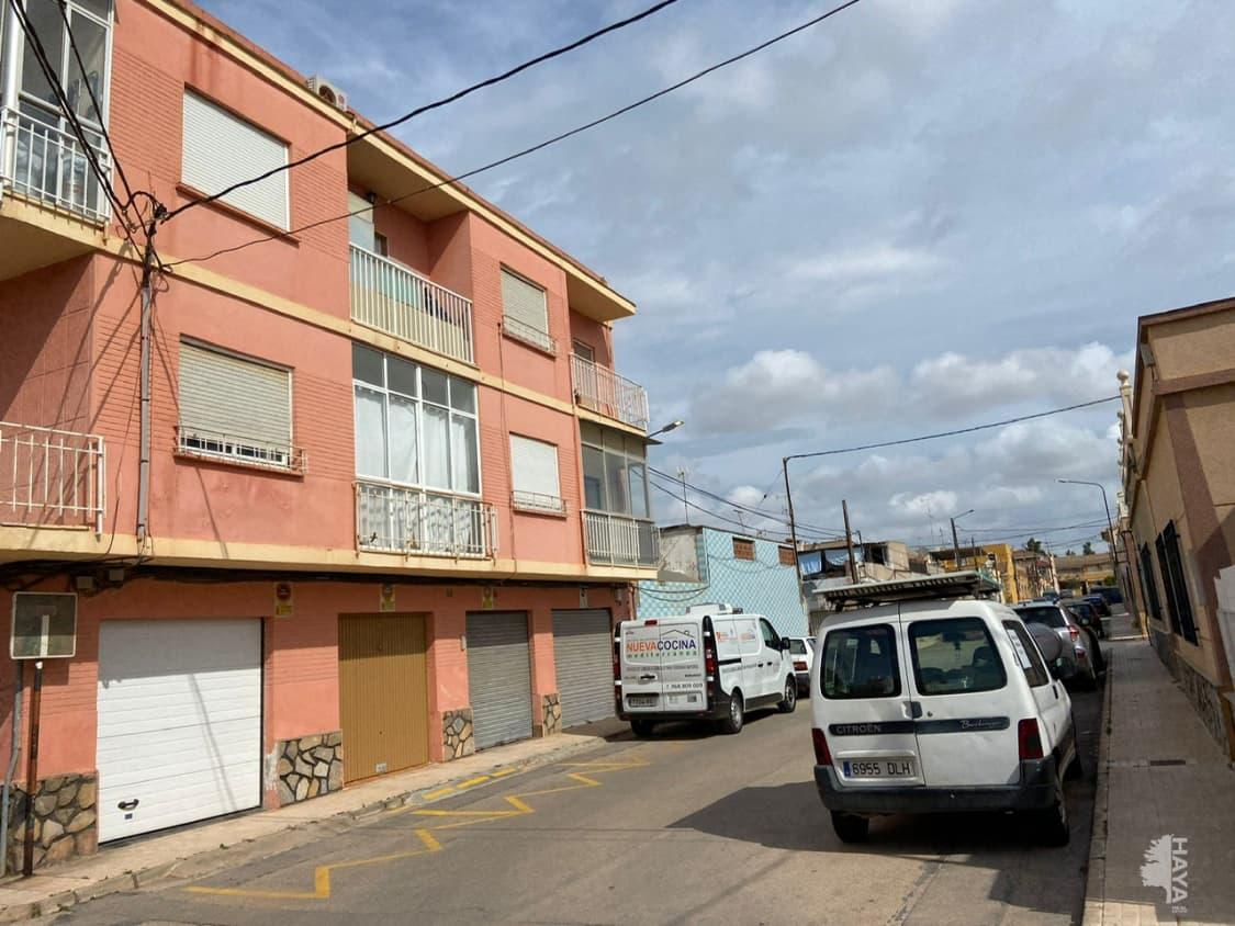 Piso en venta en Diputación de San Antonio Abad, Cartagena, Murcia, Calle Sagunto, 66.600 €, 3 habitaciones, 1 baño, 86 m2