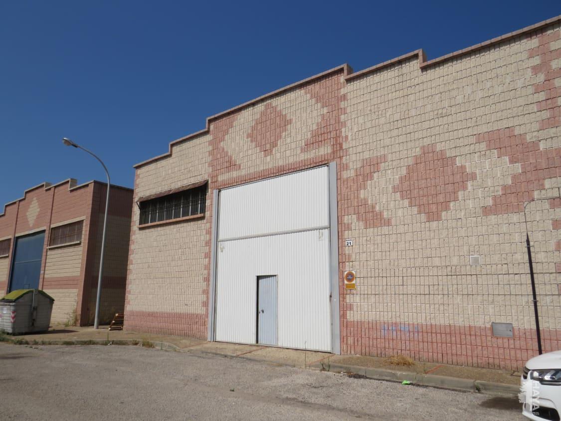 Industrial en venta en Las Canteras, Puerto Real, Cádiz, Calle Finlandia, 124.000 €, 429 m2
