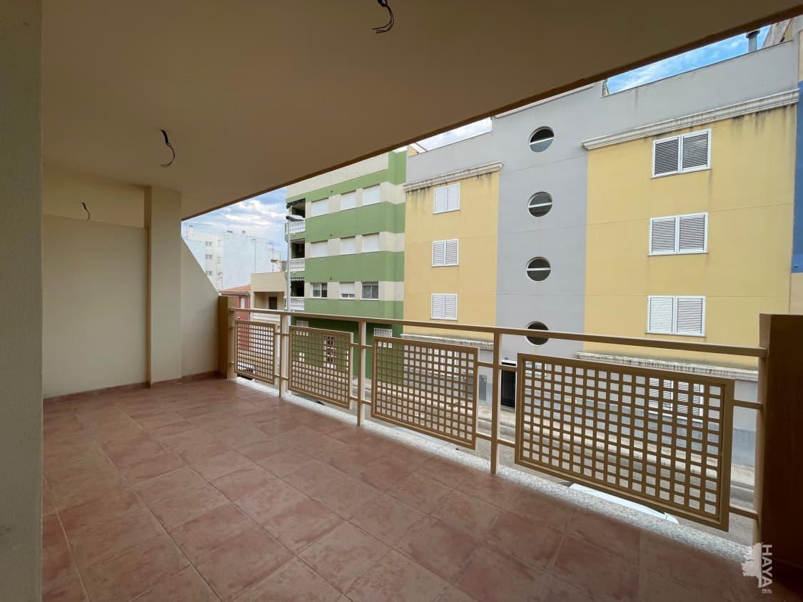 Piso en venta en El Grao, Moncofa, Castellón, Calle Benidorm, 88.600 €, 2 habitaciones, 1 baño, 81 m2