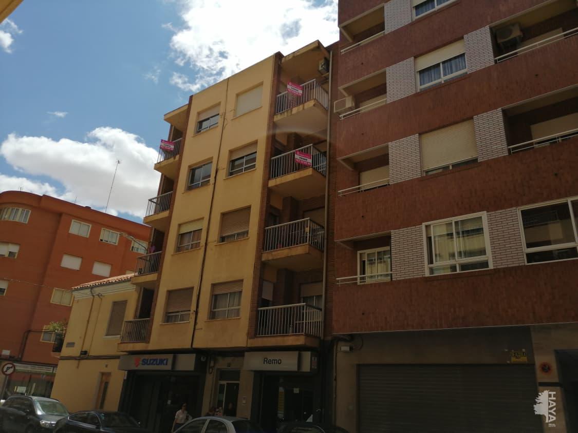 Piso en venta en Piso en Albacete, Albacete, 111.000 €, 4 habitaciones, 2 baños, 125 m2