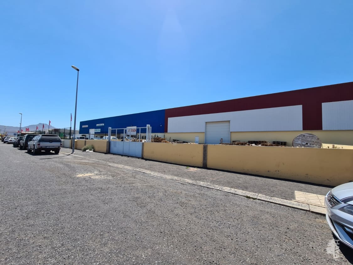 Industrial en venta en Tiscamanita, Tuineje, Las Palmas, Lugar Cuchillete (el), 200.000 €, 428 m2