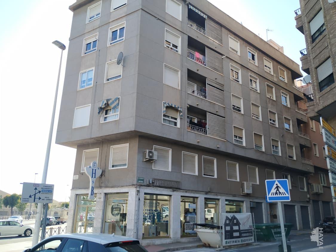 Piso en venta en Cementeri, Elche/elx, Alicante, Calle Joan Miro, 82.000 €, 4 habitaciones, 1 baño, 89 m2