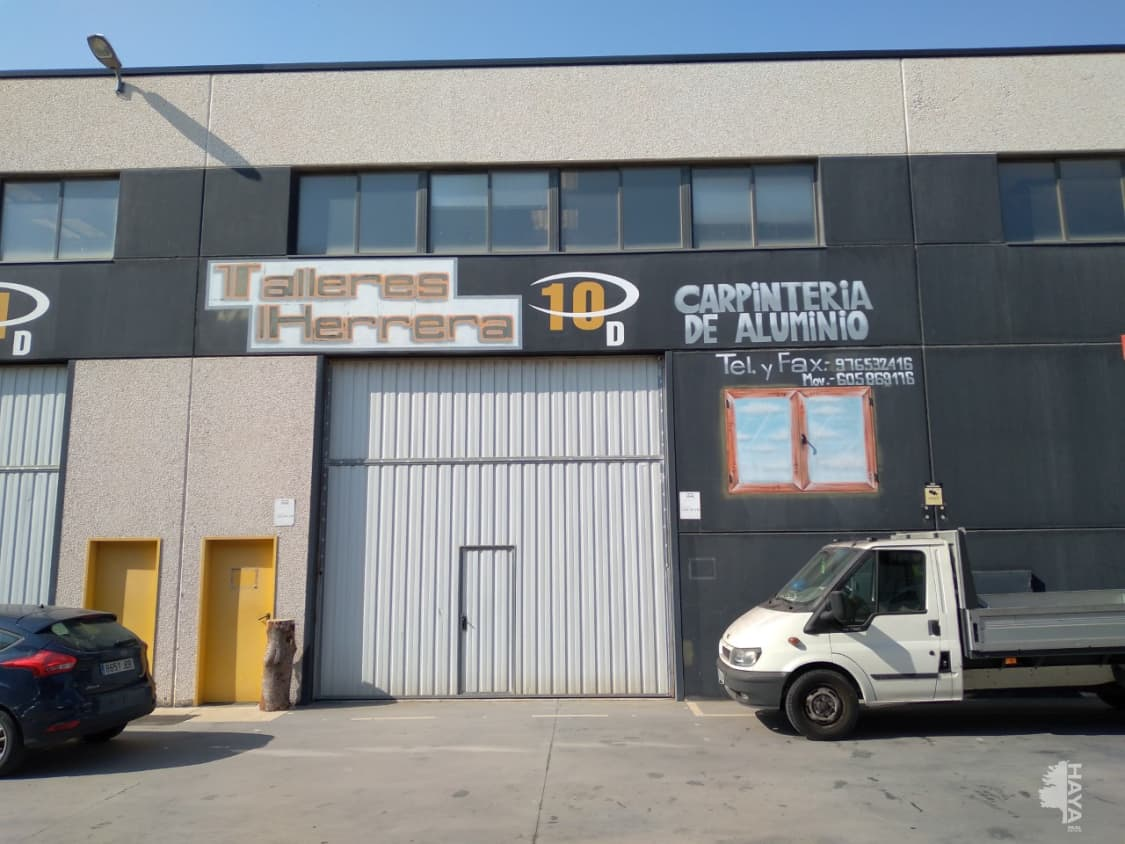 Industrial en venta en Casco Viejo, Zaragoza, Zaragoza, Calle Retama (cartuja Baja), 82.700 €, 330 m2