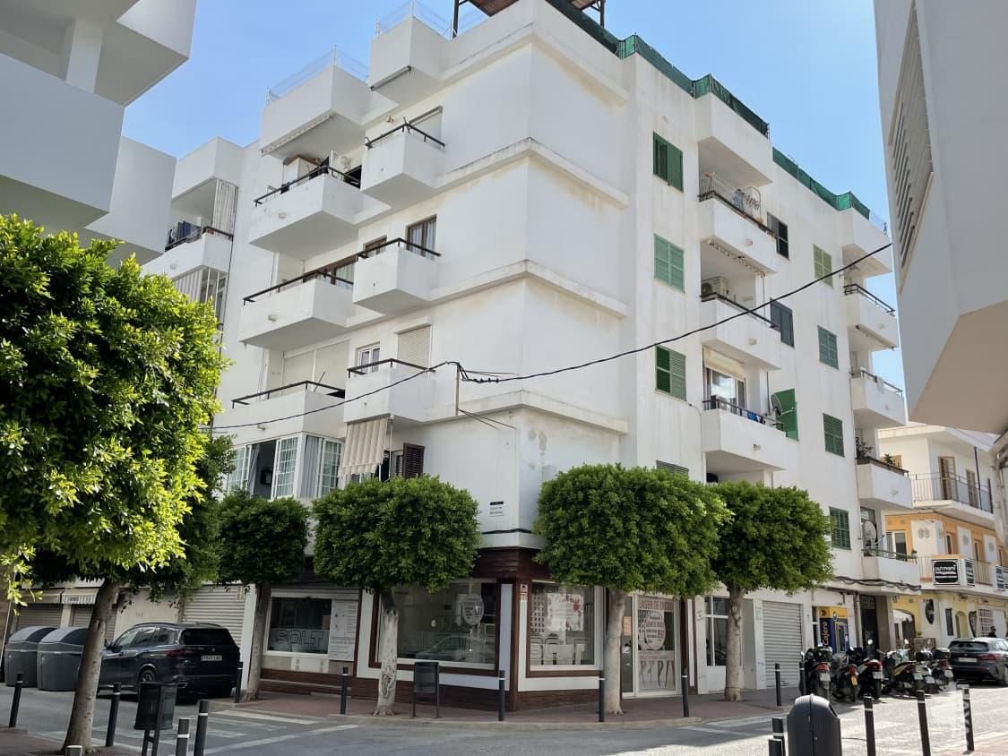 Piso en venta en Ses Païsses, Sant Antoni de Portmany, Baleares, Calle Cervantes, 145.800 €, 2 habitaciones, 1 baño, 65 m2