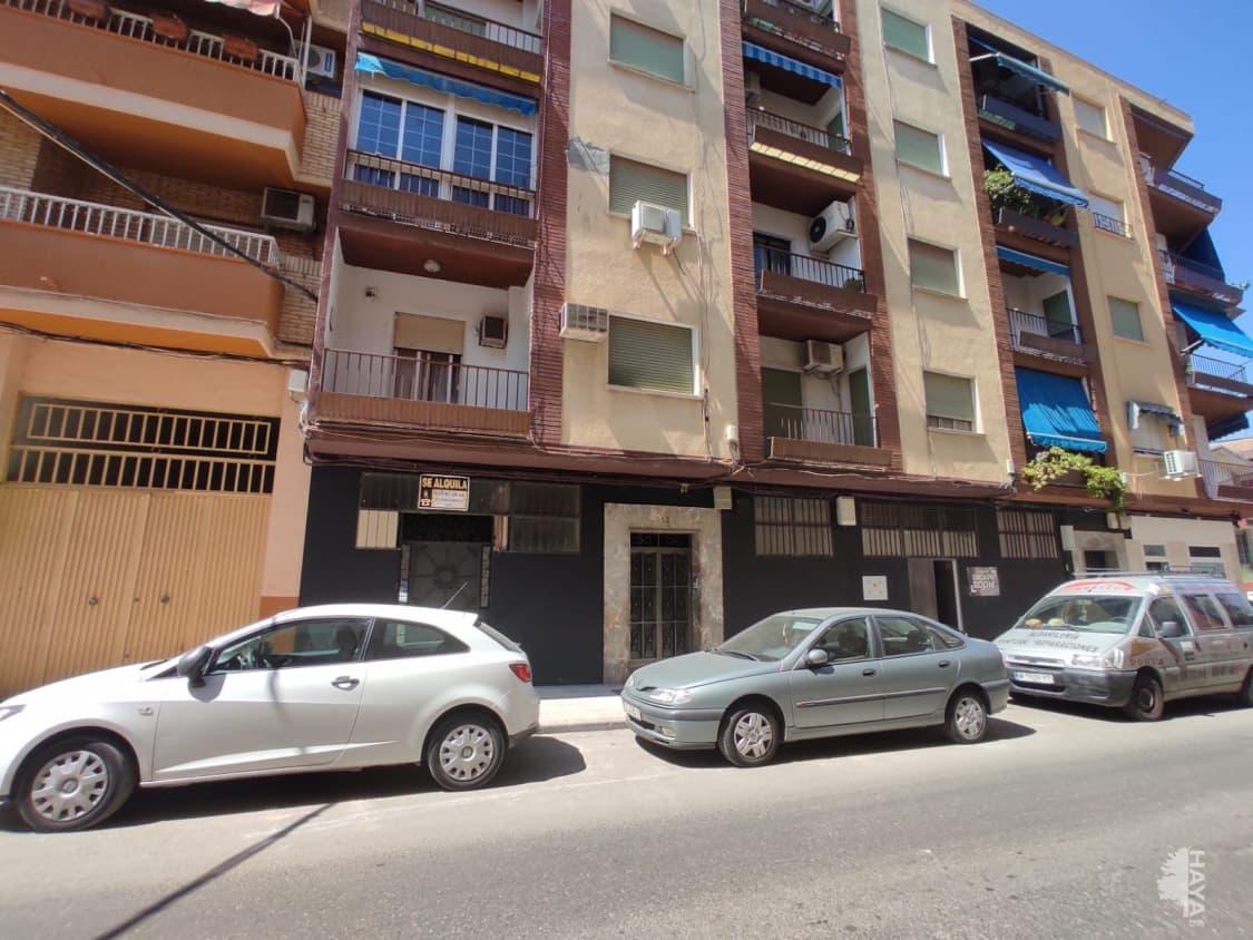 Piso en venta en Linares, Jaén, Calle Cruz, 55.200 €, 4 habitaciones, 1 baño, 111 m2
