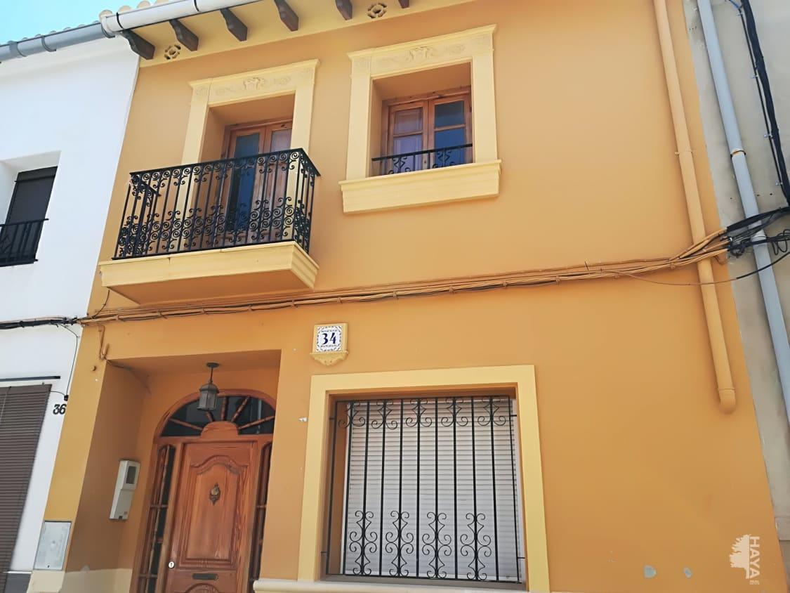 Casa en venta en Alcàntera de Xúquer, Valencia, Calle Majorb, 69.800 €, 3 habitaciones, 1 baño, 176 m2