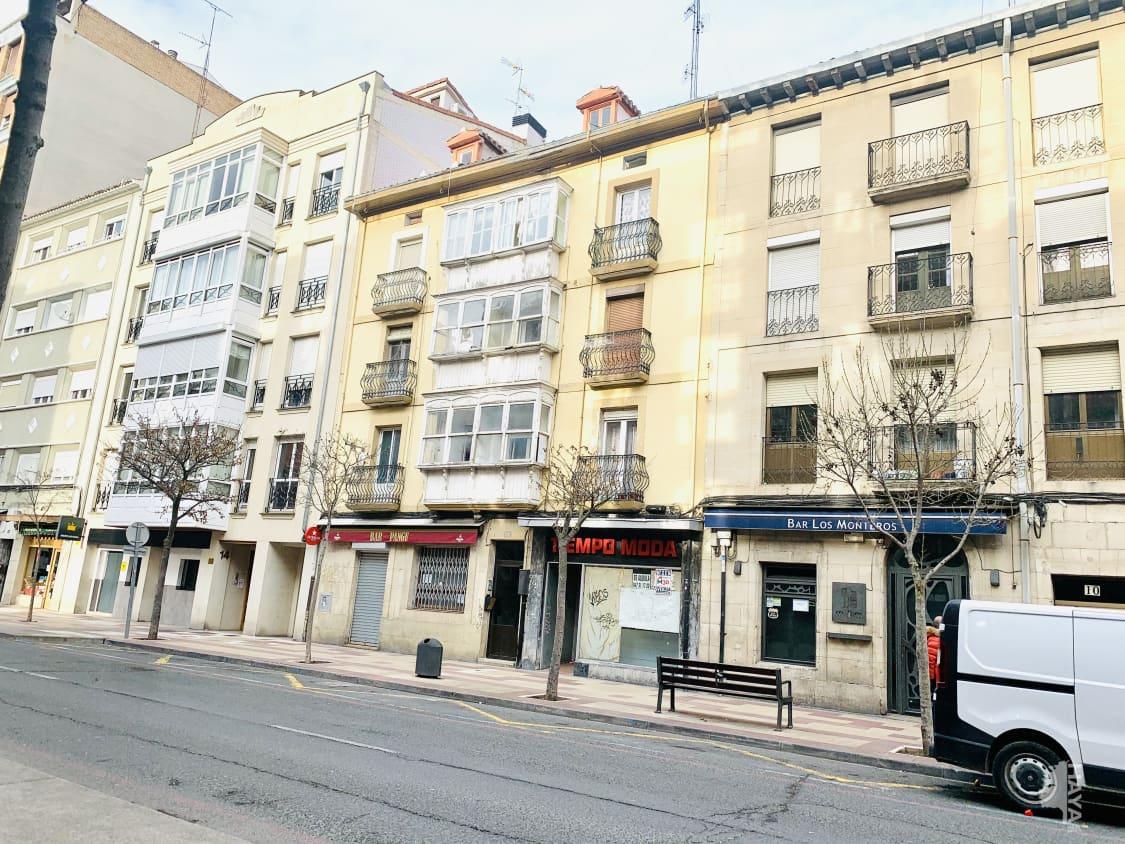 Piso en venta en Miranda de Ebro, Burgos, Calle Vitoria 12, 63.275 €, 4 habitaciones, 1 baño, 85 m2